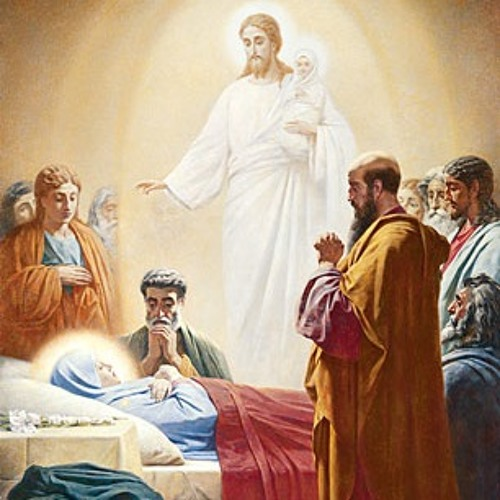 Пречистая Дева - источник нашей радости