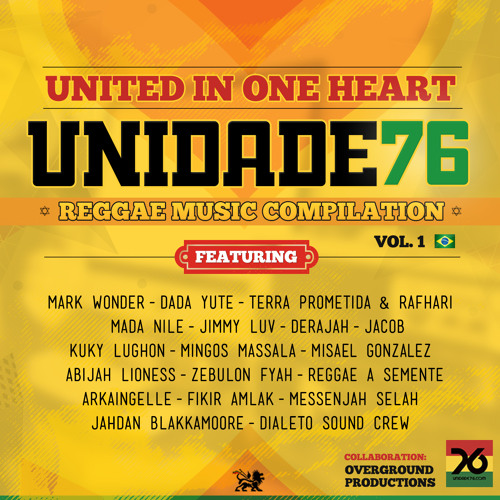 United in one Heart - Various Artists - Ago 2014 - Unidade 76