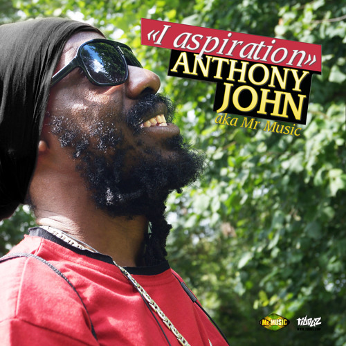Anthony John - I ASPIRATION (New 2014)