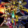 Digimon Xros Wars - OP2 - New World