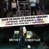 Britney Christian Radio Interview on LIVE 105.5