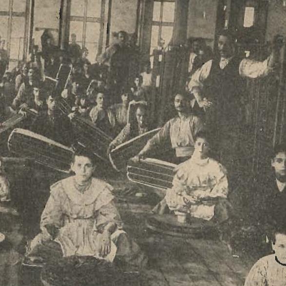Osmanlı'da Tütün İşçileri | Can Nacar