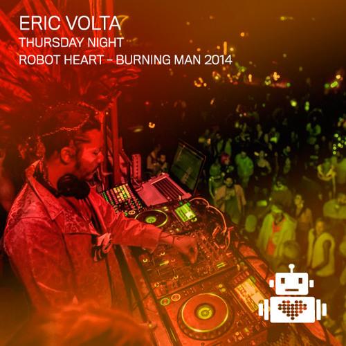 Eric Volta - Robot Heart - Burning Man 2014 by Robot Heart