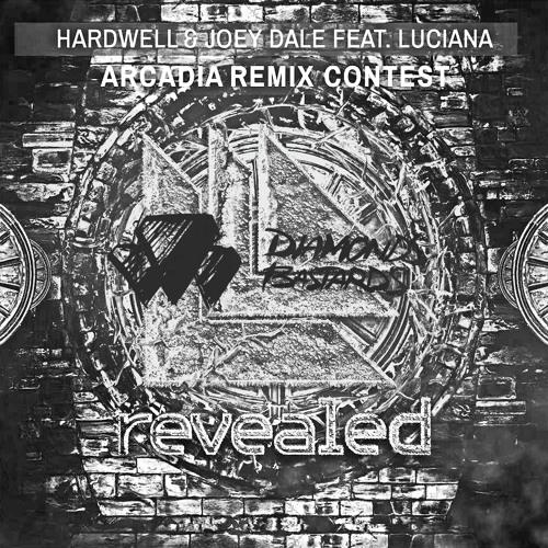 Hardwell & Joey Dale feat. Luciana - Arcadia (Diamonds Bastards Remix)