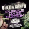G13027 - Various Artists - Blazin Joints EP - Purple Haze Edition