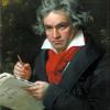 Beethoven's 9th Symphony, 4th Movement finale quartet