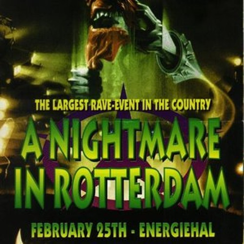 Release: a nightmare in rotterdam - the legend returns label: rotterdam records - rotdvd001 format: dvd