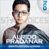 Alrido Pradanar - Berita Kepada Kawan (Ebiet G. Ade) - Top 8 #SV3