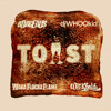 Borgeous Ft. Whoo Kid & Waka Flocka & Wiz Khalifa - Toast (Original Mix)[Free Download]