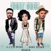 Omarion, L.I.V.E.WIRE, Chris Brown, Saki Bomb, Jhene Aiko