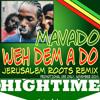 Mavado x Alpha Blondy - Weh Dem A Do Inna Jerusalem (High Time Remix)// FREE DOWNLOAD  (buy button)