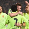 Hear Messi's record equalling goal