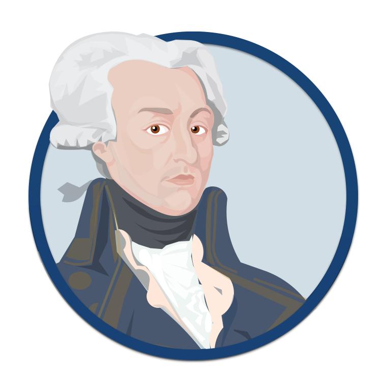 1792 - de La Fayette
