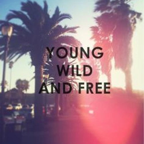 Young wild girl