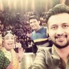 Atif Aslam sing kya hua tera wada nd mixup shadbahr songs at Comedy night with kapil