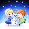 ♪ For The First Time In Forever + Reprise (Disney Frozen)