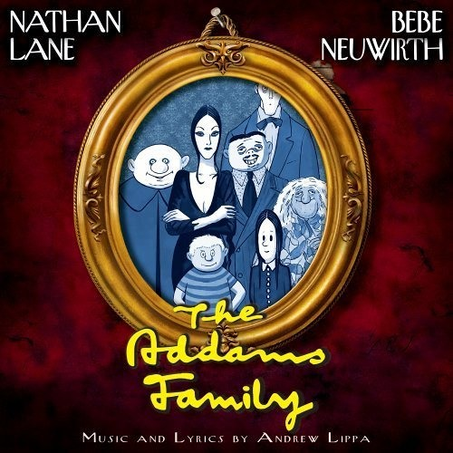 Download The Addams Family - Original 2010 Broadway Cast by The Addams Family Mp3 Download MP3
