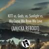 Kitt vs. Gods vs. Sunlight vs. We Come We Rave We Love (Nils Meerberg Reboot) // BBC Cut's