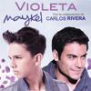Violeta ft. Carlos Rivera Portada del disco