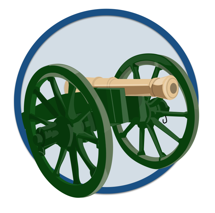1792 - French artillery