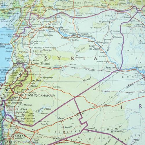 Siria: lucha geopolítica y catástrofe humanitaria en Oriente Medio