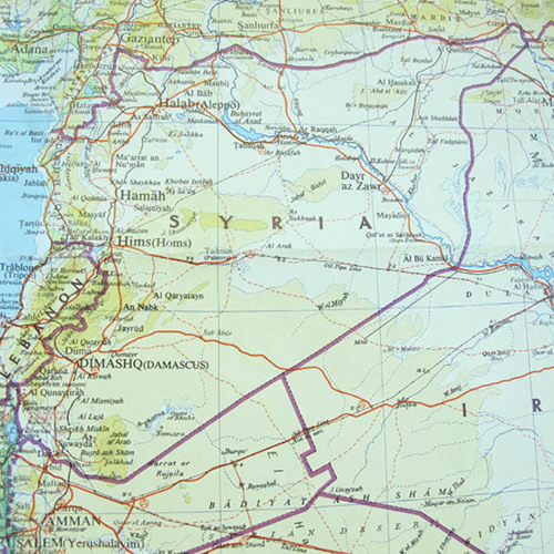 Syria: geopolitical struggle and humanitarian catastrophe in the Middle East