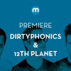 Premiere: Dirtyphonics & 12th Planet 'Free Fall' feat. Julie Hardy