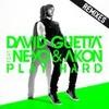 David Guetta - Play Hard Live Intro