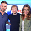 Capital Breakfast build up to The Brits with Ed Sheeran