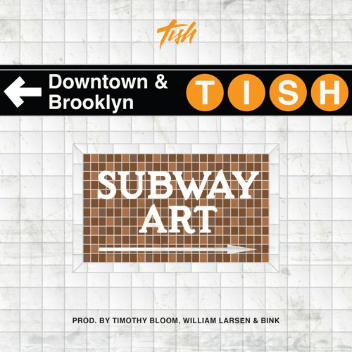 Subway Art by listen2tish - Hear the world's sounds
