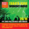 Tabata Timer With Fitness Rave Workout Music 20/10