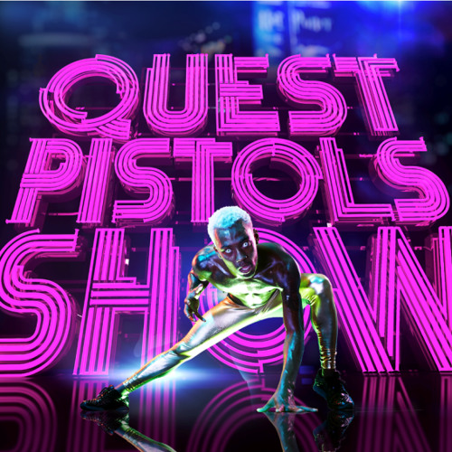 Quest Pistols Show - Мокрая (feat. MONATIK) by Angarag - Hear the world's sounds