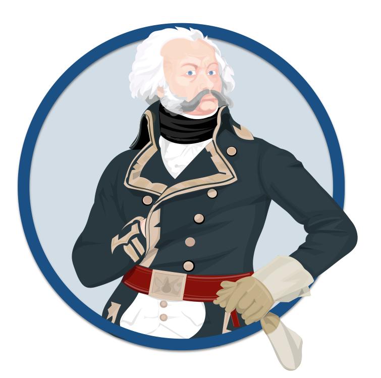 1792 - Custine