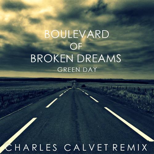 green day boulevard broken dreams