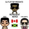 Vybz Kartel Represent Remix Ft Drake [march 2015] Baltimore Riddim Mp3