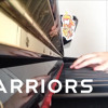 ♡ Imagine Dragons Warriors Piano Cover Mp3