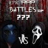 ERBO??? #11: Eyeless Jack vs GhostFace