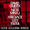 David Guetta ft. Nicki Minaj & Afrojack - Hey Mama (Club Killers Remix)