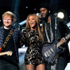 Beyoncé, Ed Sheeran and Gary Clark JrTribute Stevie Wonder