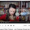 poster of House Of God Forever Jon Foreman song