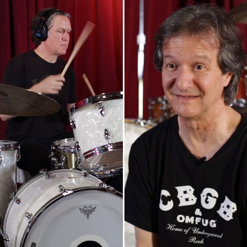 Bob Clearmountain and Matt Chamberlain - Multiple Mic Drum Recording by Apogee Electronics