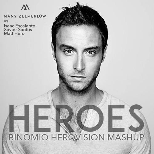 HEROES MANS ZELMERLOW MP3 СКАЧАТЬ БЕСПЛАТНО
