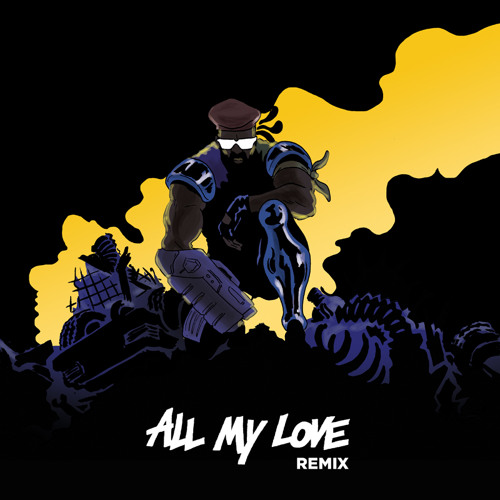 Major Lazer - All My Love (feat. Ariana Grande & Machel Montano) (Remix)