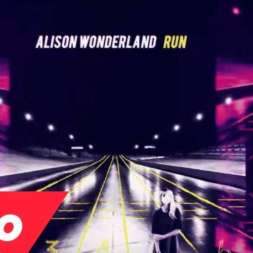 Alison Wonderland - Run (Sinden Remix) OFFICIAL REMIX by Sinden