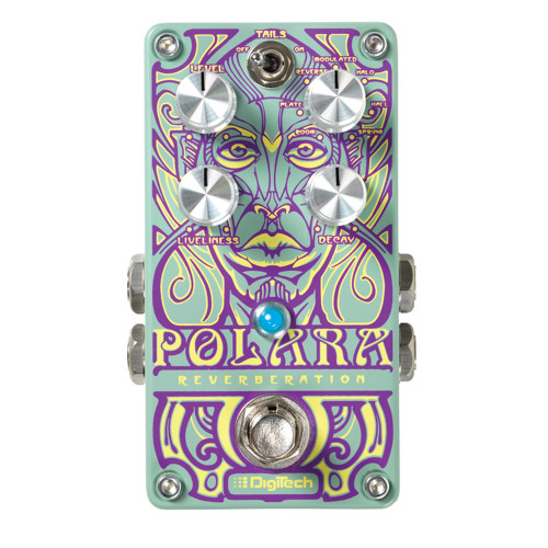 Electric bass through DigiTech Polara by DigiTech FX