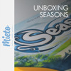 ASMR. Unboxing Seasons. Dice, Wooden Cubes, Crinkly Plastic, Cardboard, Whisper
