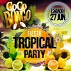 FIESTA TROPCAL PARTY COCO BONGO SAB 27