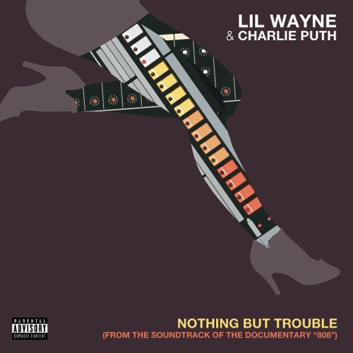 "Download Lil Wayne & Charlie Puth - Nothing But Trouble [From the Soundtrack of the Documentary ""808""] by Atlantic Records Mp3 Download MP3"