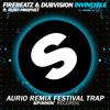 Firebeatz & Dubvision INVINCIBLE Ft Ruby Prophet ( Aurio Remix )