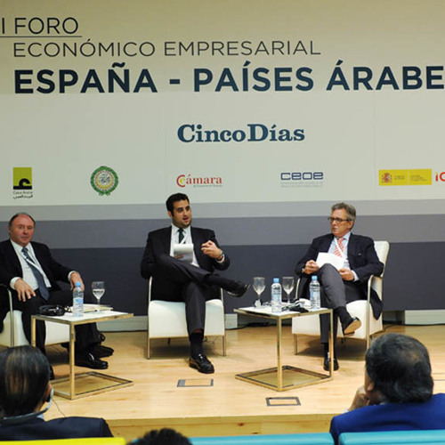 II Foro Económico España - Países árabes. Bienvenida y Panel 2: Agricultura